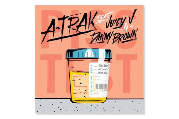 A-Trak featuring Juicy J & Danny Brown – Piss Test (Preview)