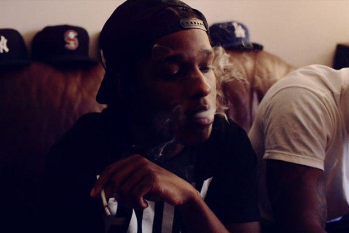 A$AP Rocky x Jim-E Stack – Purple Swag Bootleg | Video