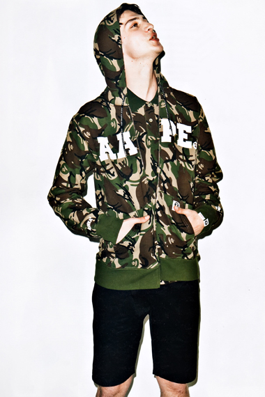 aape by a bathing ape 2012 spring summer debut collection