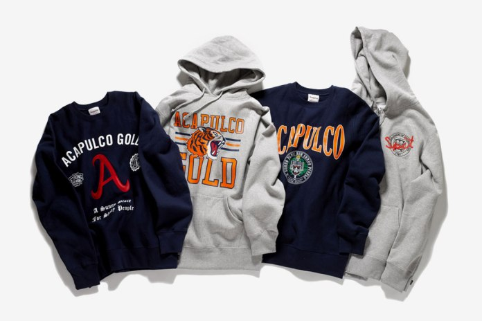 Acapulco Gold 2012 Spring Collection Part 1