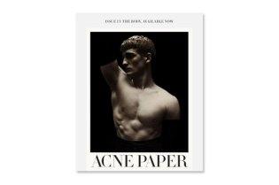 "Acne Paper 2012 Winter Issue No.13 ""The Body"""
