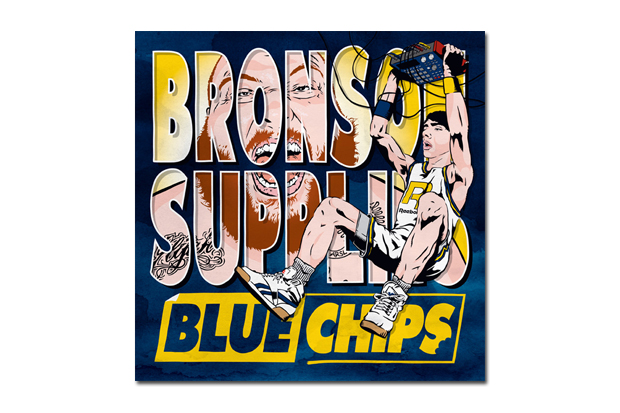 Action Bronson & Party Supplies – Blue Chips | Mixtape