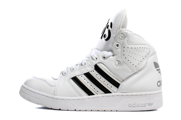 adidas Originals by Jeremy Scott JS Instinct Hi White