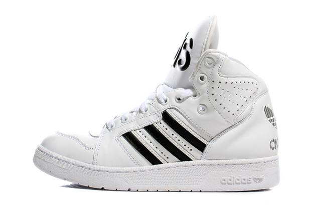 adidas Originals by Jeremy Scott JS Instinct Hi White
