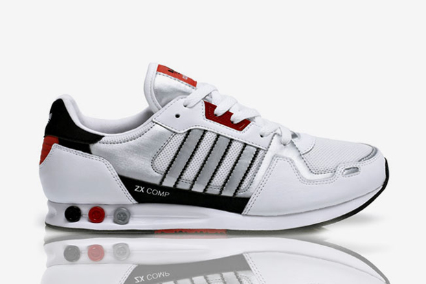 "adidas Originals 2012 Spring/Summer ZX ""Comp"""