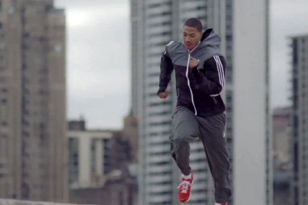 "adidas ""WE ALL RUN"" Commercial featuring David Beckham, Lionel Messi, Derrick Rose & Katy Perry"
