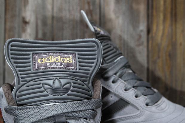 adidas skateboarding busenitz pro mid cinder dark cinder running white