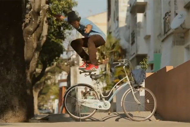 adidas Skateboarding South Africa in Maputo