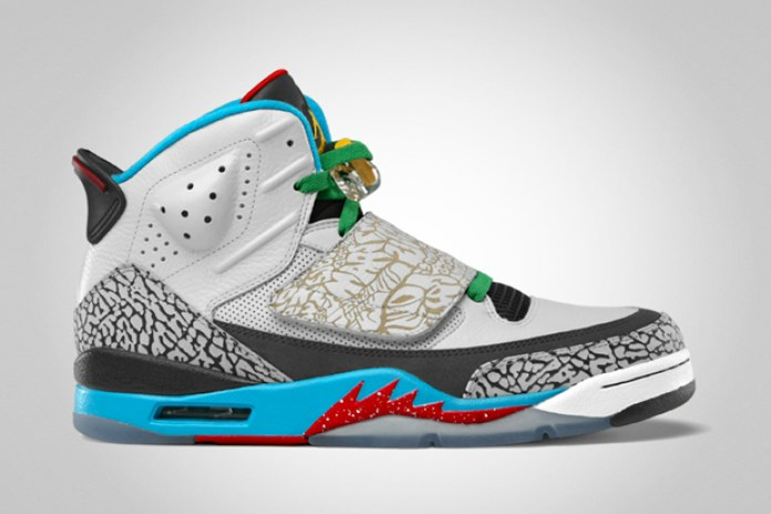 "Air Jordan Son of Mars ""Pop Art"""