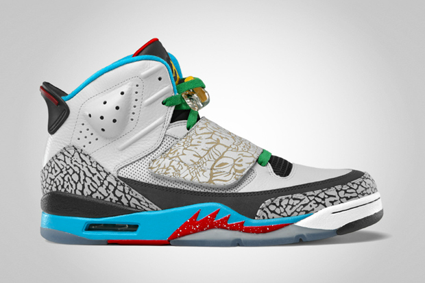 "Air Jordan Son of Mars ""Pop Art"""
