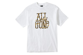 All Gone x Stussy T-Shirt