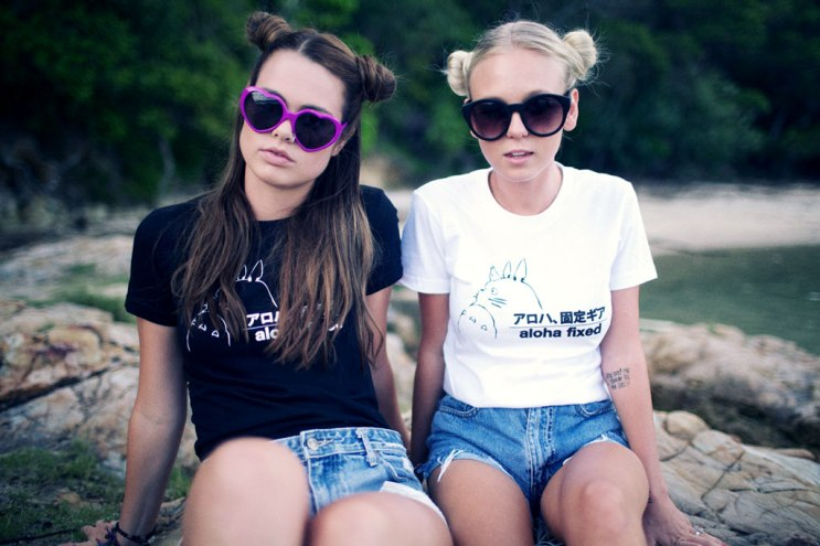 Aloha Fixed 2012 Spring Collection Lookbook