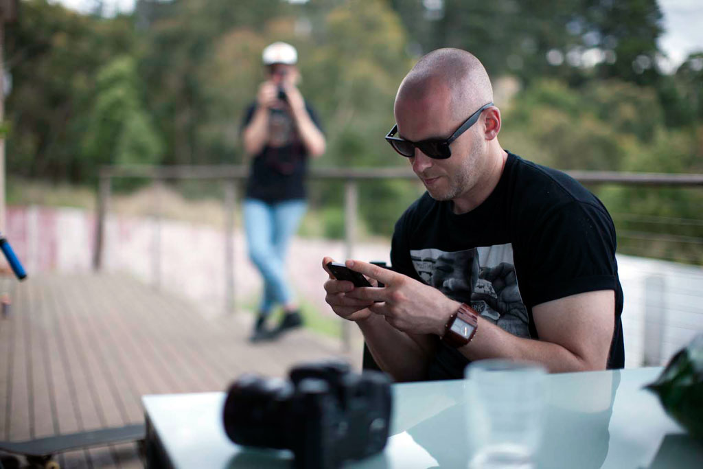 Andrew Montell: Carbon -  A Building Block of Australian Street Culture