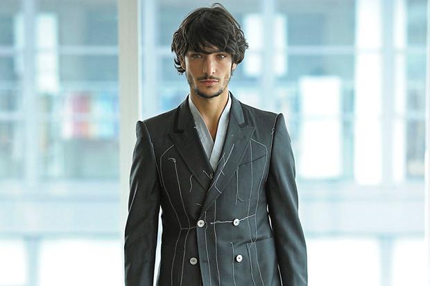 Antonio Azzuolo 2012 Fall/Winter Collection