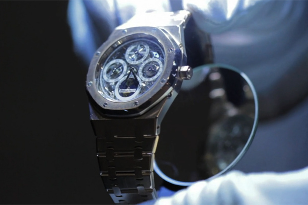 Audemars Piguet Royal Oak 40th Anniversary Exhibition Video