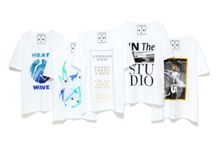 b store x TOMORROWLAND 2012 Capsule Collection