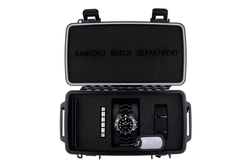 Bamford Watch Department Rolex California Dial Submariner