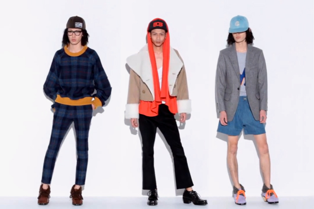 """banal chic bizarre 2012 Fall/Winter """"CASUAL"""" Collection"""