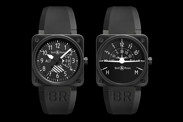 "Bell & Ross ""Flight Instruments"" Collection"