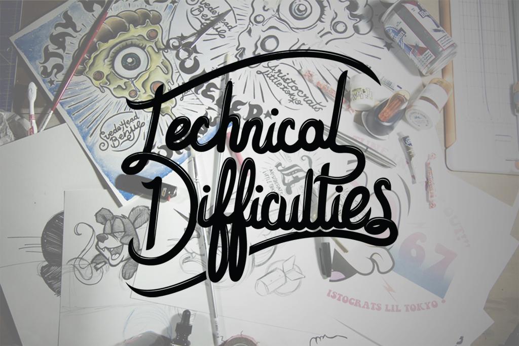 "Benjie Escobar x Suedehead ""Technical Difficulties"" @ ARISTOCRATS"