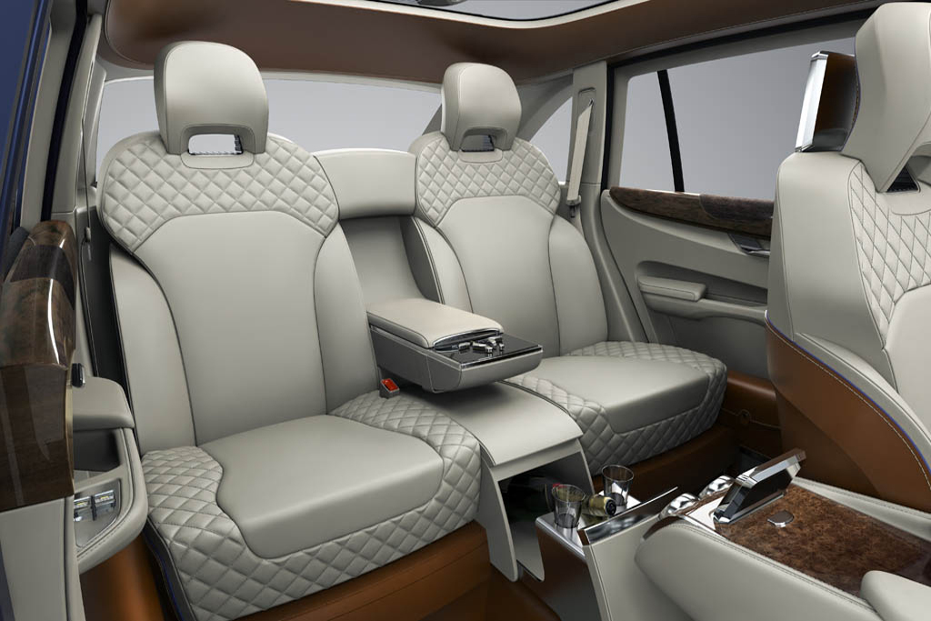 bentley exp 9 f concept suv