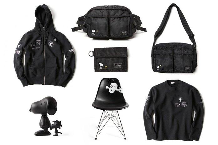 Black Peanuts 2012 Capsule Collection