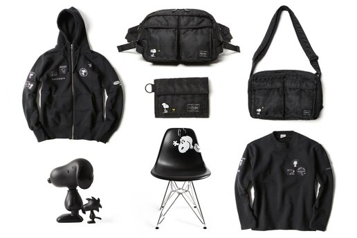 Black Peanuts 2012 Capsule Collection