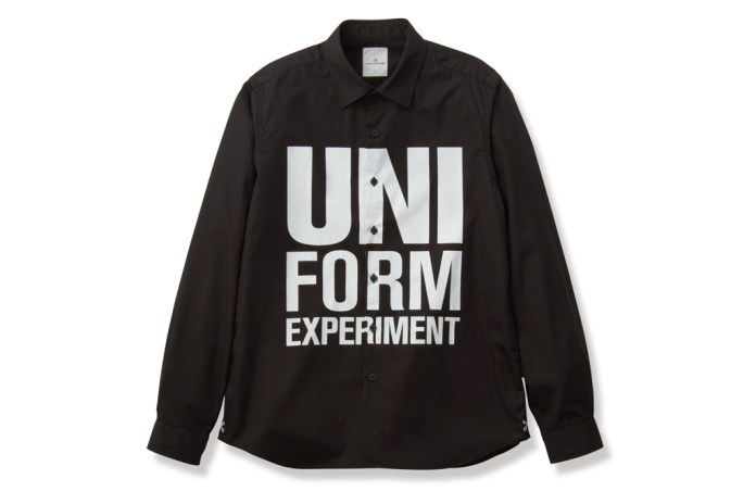 BLACK SENSE MARKET x uniform experiment Button Down Shirt