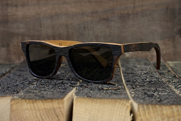 bodega x shwood the bushmills sunglasses