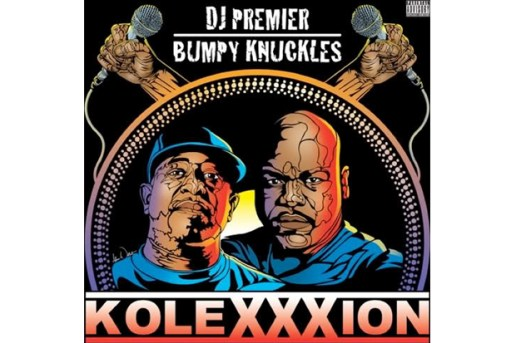Bumpy Knuckles featuring Nas – Turn Up the Mic (Remix) (Produced by DJ Premier)