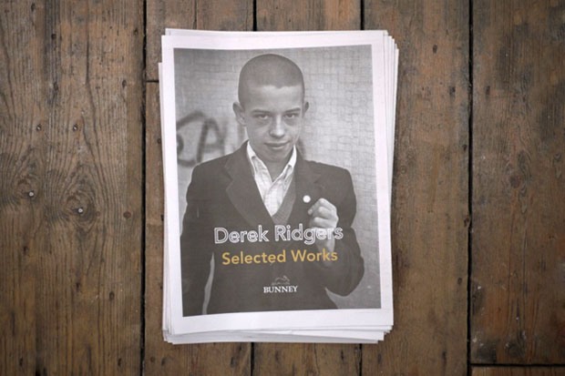 BUNNEY: Derek Ridgers - Selected Works