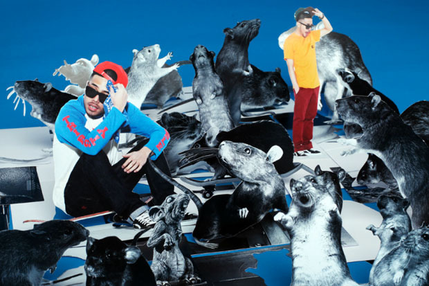 Buried Alive 2012 Spring/Summer Collection