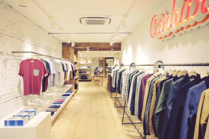 Carhartt Work In Progress E1 London Store