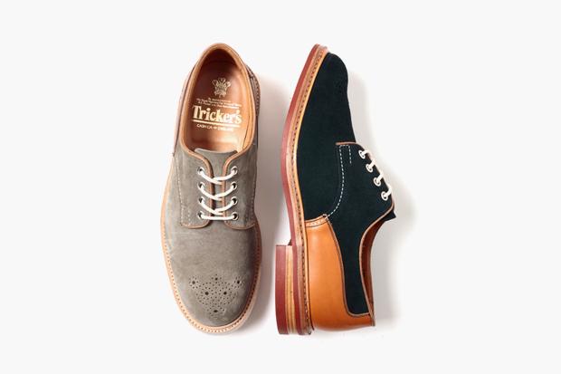 CASH CA x Tricker's 2012 Spring Footwear
