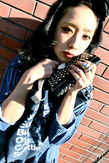 CASIO EXILIM ZR200 x YONE: Harajuku Kawaii