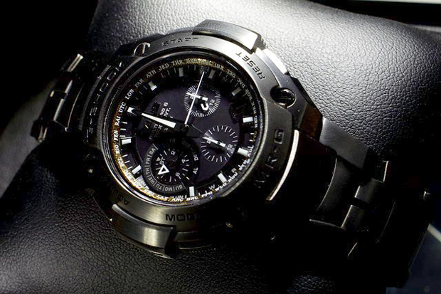 Casio G-Shock MR-G 8101JP