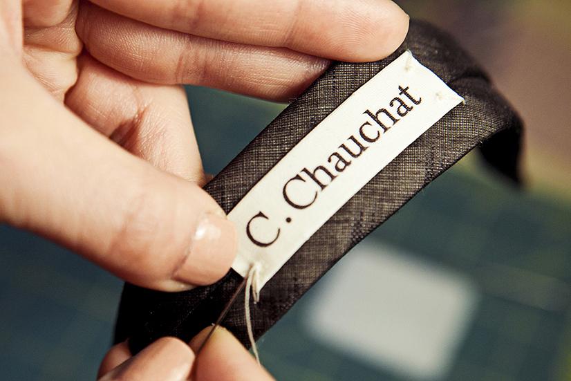 PROCESS: C. Chauchat Tie