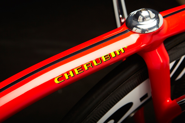 cherubim air line bike