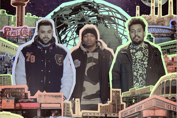 Children Of The Night - Queens...Revisted (Mixtape)