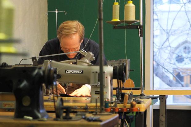 Chris Hughes - The Artifact Bag Company