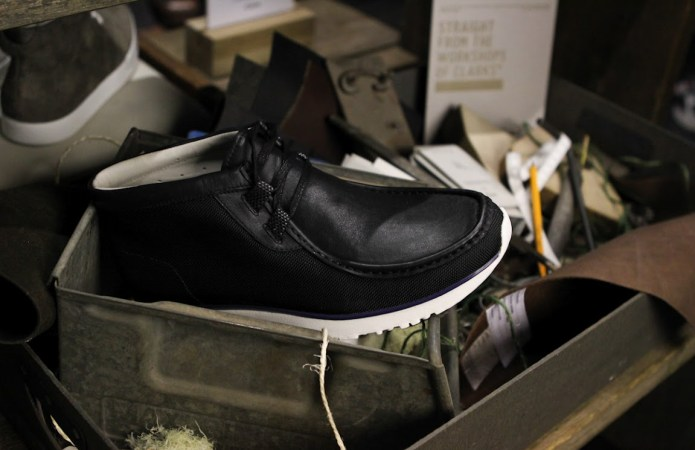 Clarks Sportswear 2012 Limited Edition Preview @ Foot Patrol London Recap