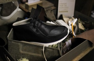 Clarks Sportswear 2012 Limited Edition Preview @ Foot Patrol London Recap