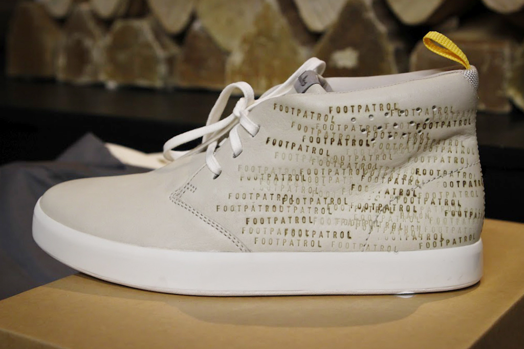 clarks sportswear 2012 limited edition preview foot patrol london recap