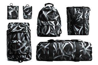 CLOT x Head Porter 2012 Alienegra Camo Bag Collection