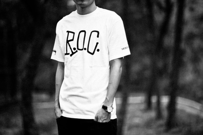 CLOT x Matthew Williams x Stussy R.O.C. World Tour T-Shirts