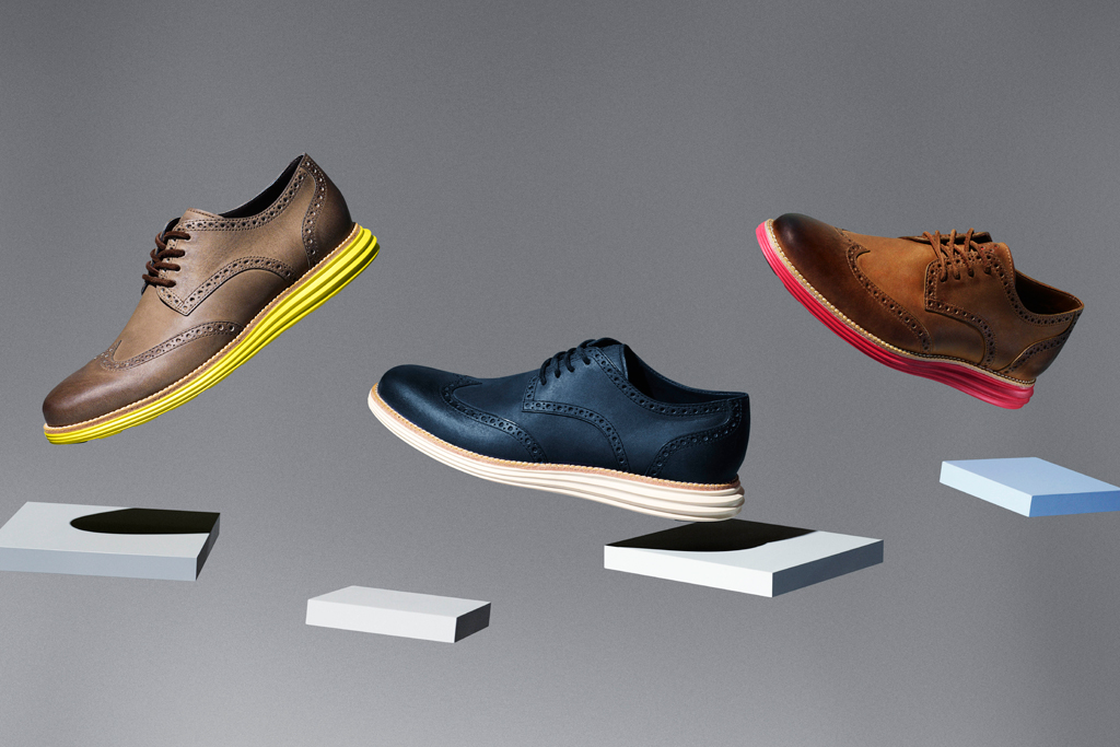 Cole Haan LunarGrand Leather Collection