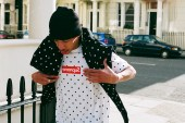 COMME des GARÇONS SHIRT x Supreme 2012 Capsule Collection Lookbook