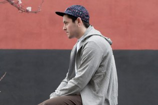 "Commonn ""Concrete Schoolyard"" 2012 Spring Lookbook"