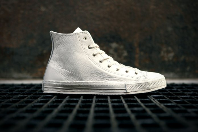 Converse 2012 Spring Chuck Taylor Premium White Leather