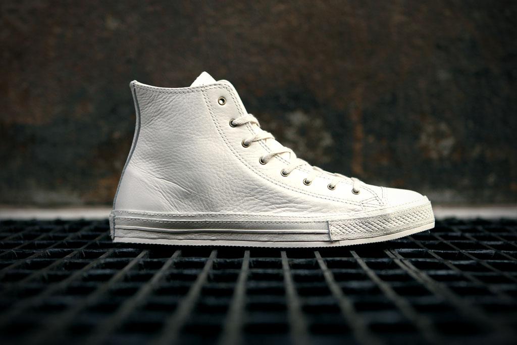 Converse 2012 Spring Chuck Taylor Premium White Leather